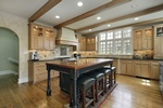 Wood Kitchen Cabinets Design by Old Castle Home Design Center