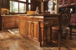 Wood Kitchen Countertops by Old Castle Home Design Center