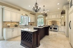 Elegant White Kitchen Cabinets Atlanta - Old Castle Home Design Center