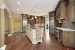Traditional Wood Kitchen Cabinets Atlanta - Old Castle Home Design Center
