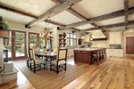 Rustic Kitchen Cabinets Atlanta - Old Castle Home Design Center
