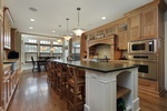 Modern Rustic Kitchen Cabinets Atlanta - Old Castle Home Design Center