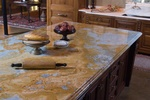 Modern Kitchen Countertop Designed by Old Castle Home Design Center