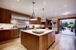 Wood Kitchen Countertop by Old Castle Home Design Center in Atlanta GA