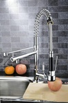 Kitchen Sink Faucets by Best Interior Design and Renovation Company Atlanta - Old Castle Home Design Center