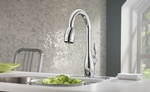 Stainless Steel Kitchen Faucet by Old Castle Home Design Center