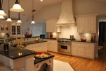 Stylish Kitchen Hood Design by Old Castle Home Design Center