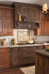 Under Cabinets Kitchen Hood Atlanta by Old Castle Home Design Center