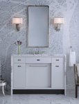 Bathroom Lighting by Best Interior Design and Renovation Company Atlanta - Old Castle Home Design Center