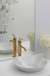 Stylish Bathroom Faucet by Old Castle Home Design center