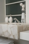 Quartz Bathroom Sink - Bathroom Accessories by Old Castle Home Design Center