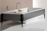 Modern Bathtub design by Old Castle Home Design Center