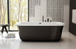 Modern Bathtub design by Old Castle Home Design Center in Atlanta