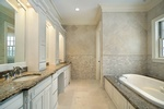 Modern Bathroom Cabinets by Old Castle Home Design Center