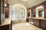 Custom Bathroom Vanity Cabinets by Old Castle Home Design Center