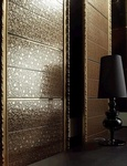 Metallic Finish Ceramic Bathroom Tiles by Old Castle Home Design Center