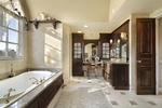 Modular Bathroom Ceramic Tiles by Old Castle Home Design Center