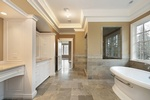 Natural Stone Bathroom Tiles in Atlanta by Old Castle Home Design Center