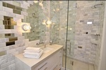 Natural Stone wall and floor tiles by Old Castle Home Design Center