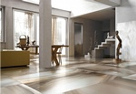 Living room Porcelain Tiles by Old Castle Home Design Center