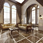 Porcelain Floor Tiles in Atlanta by  Old Castle Home Design Center