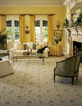 Printed Living Room floor Tiles by Old Castle Home Design Center