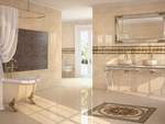 Porcelain Wall and Floor Tiles by Old Castle Home Design Center in Atlanta