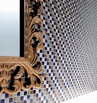 Crystal Glass Mosaic Tiles for Walls by  Old Castle Home Design Center
