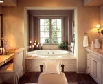 Best Glass Tiles for Bathroom by  Old Castle Home Design Center