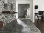 Contemporary Natural Stone Wall Tiles in Atlanta by Old Castle Home Design Center