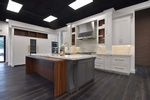 Modern Kitchen Furniture by Old Castle Home Design Center in Atlanta