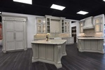 Luxury Kitchen Countertops and Cabinets by Old Castle Home Design Center