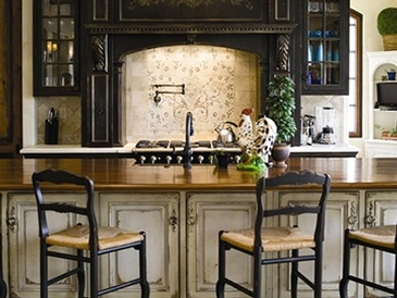 Get Decorative Kitchen Backsplash in Atlanta from Old Castle Home Design Center