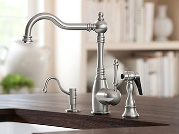 Choose the best Kitchen Faucets in Atlanta from Old Castle Home Design Center