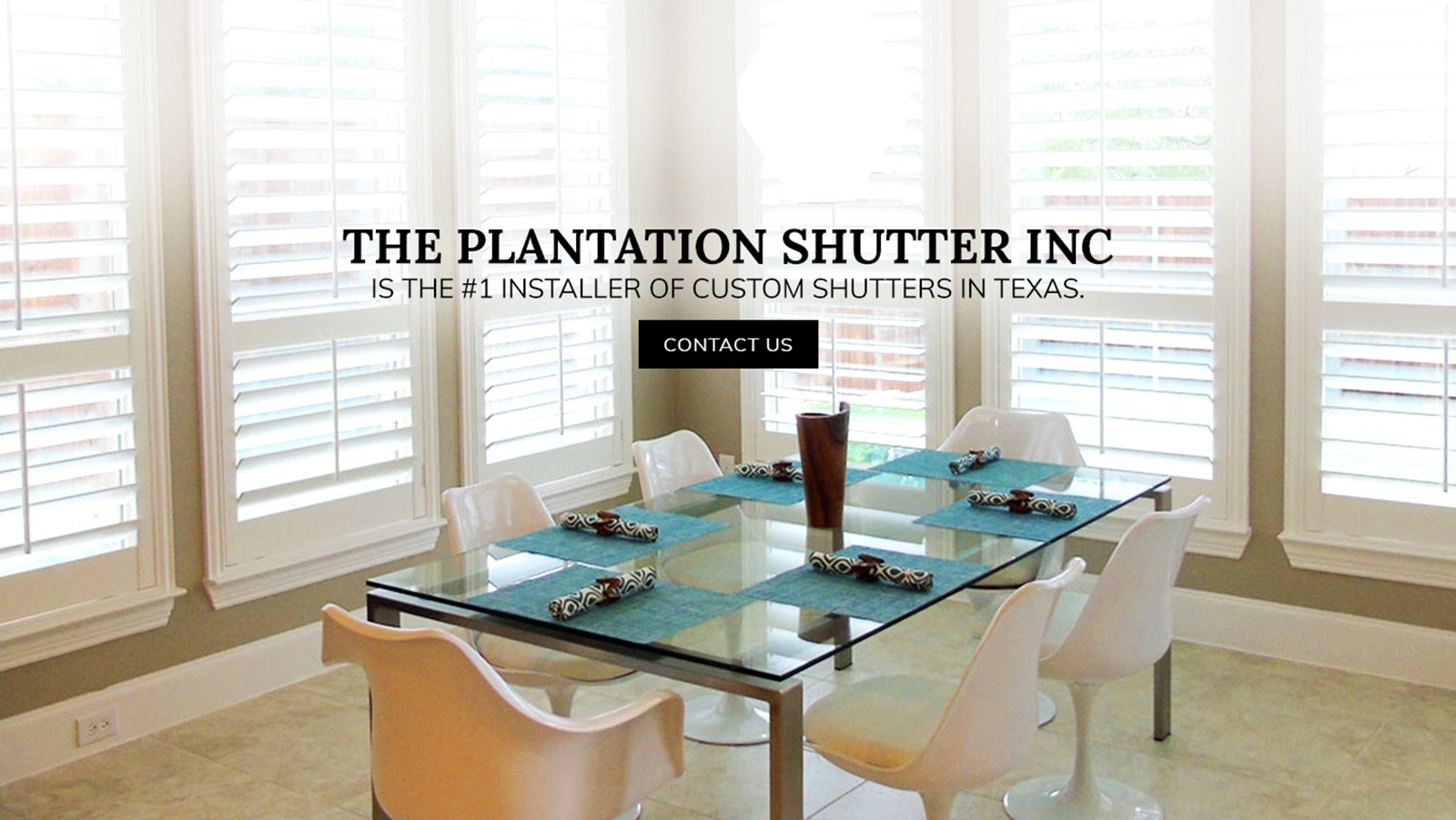 Plantation Shutters Fort Worth