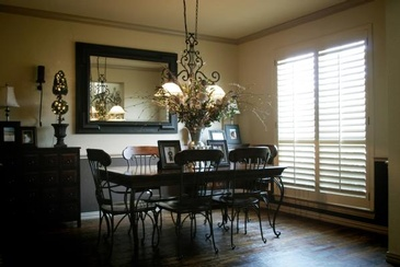 Wood Shutters Dallas TX