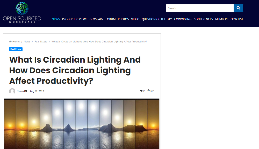What Is Circadian Lighting And How Does Circadian Lighting Affect Productivity    News   Open Sourced Workplace.png