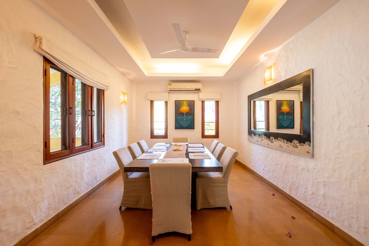 Luxury Villas in Goa