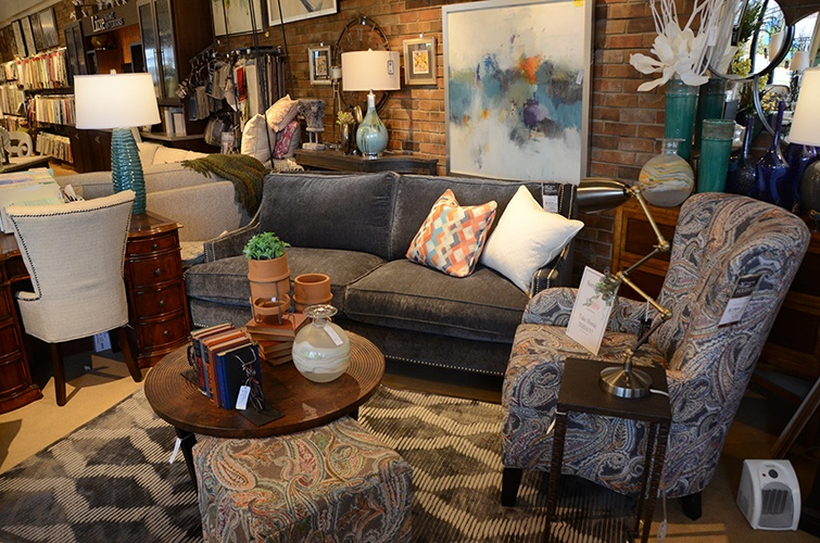 Furniture Store in Clay Terrace Blvd, Carmel IN -  Luxe Home Interiors