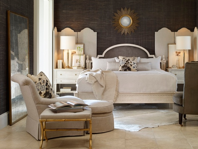 Bedroom Interior Design Services Indianapolis IN by Luxe Home Interiors