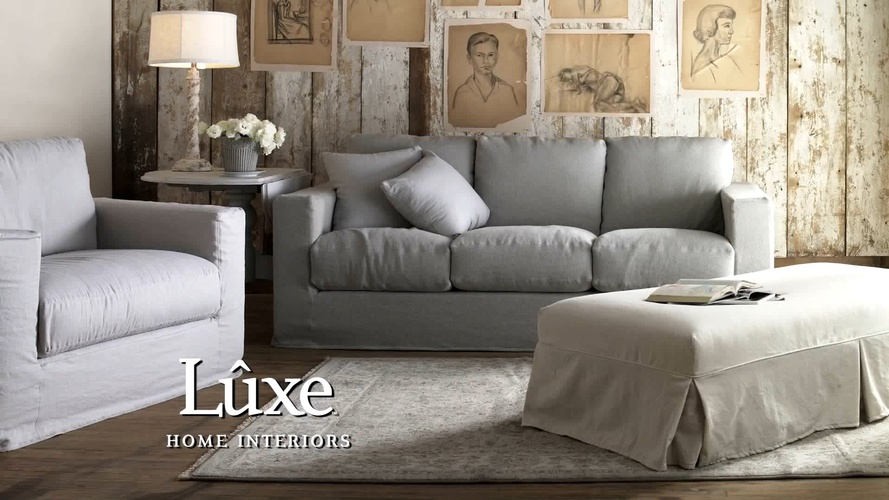 Custom Upholstery Carmel IN by Luxe Home Interiors