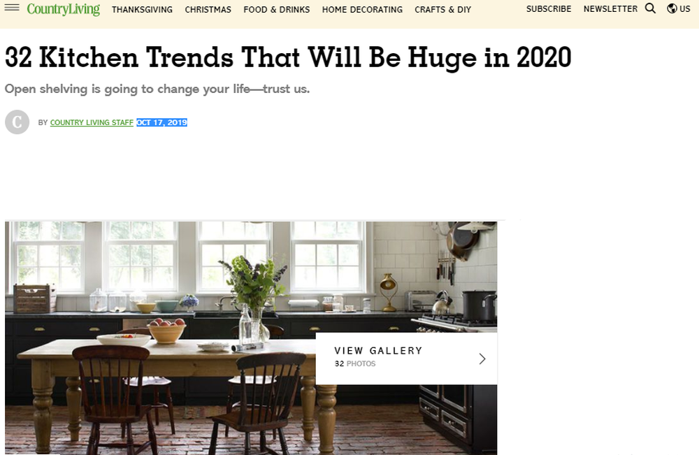 32 Kitchen Trends for 2020 - New Cabinet and Color Design Ideas (1).png