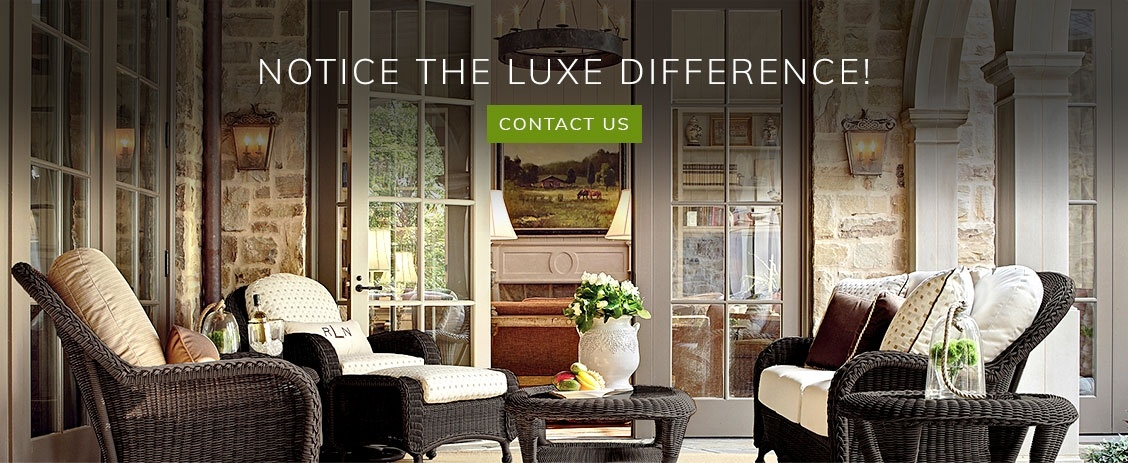 Notice the Luxe Difference - Luxe Home Interiors
