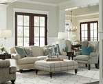 Living Room Interior Design Services Columbus by Luxe Home Interiors