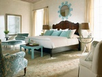 Bedroom Interior Design Services Carmel IN by Luxe Home Interiors