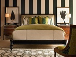 Modern Bedroom Interior Design Services Carmel IN by Luxe Home Interiors