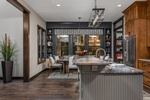 Modern Kitchen Interior Design Services Carmel by Luxe Home Interiors
