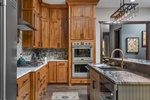 Contemporary Kitchen Interior Design Services Carmel by Luxe Home Interiors