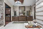 Luxury Bathroom Interior Design Services Fishers IN by Luxe Home Interiors