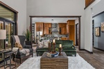 New Home Space Planning Carmel by Luxe Home Interiors